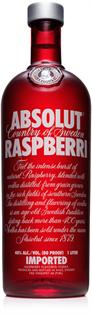 Absolut Vodka Raspberri 1.00l